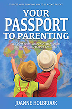 Your Passport to Parenting by Joanne Holbrook